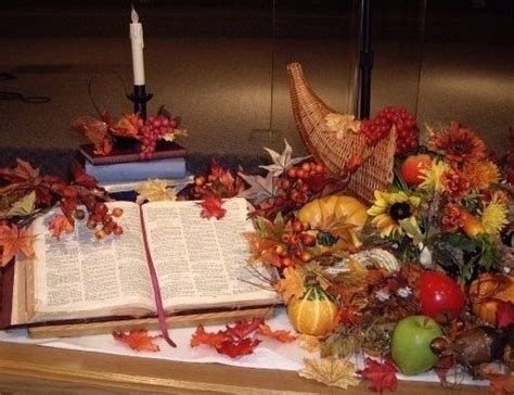 Awesome Church Decoration Ideas For Thanksgiving 12