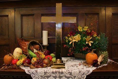 Awesome Church Decoration Ideas For Thanksgiving 13