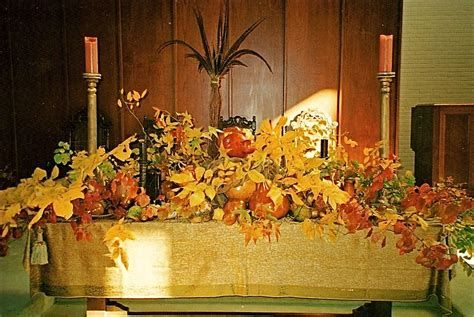 Awesome Church Decoration Ideas For Thanksgiving 16