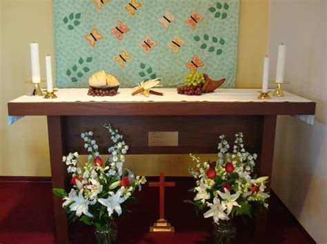 Awesome Church Decoration Ideas For Thanksgiving 17