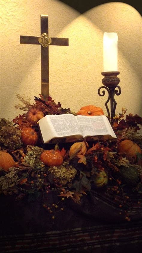 Awesome Church Decoration Ideas For Thanksgiving 23