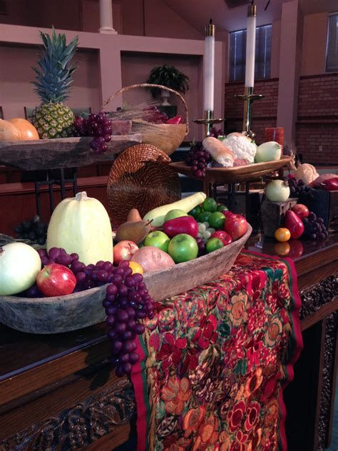 Awesome Church Decoration Ideas For Thanksgiving 37