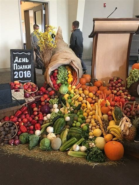 Awesome Church Decoration Ideas For Thanksgiving 40