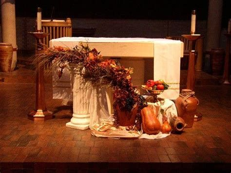 Awesome Church Decoration Ideas For Thanksgiving 41