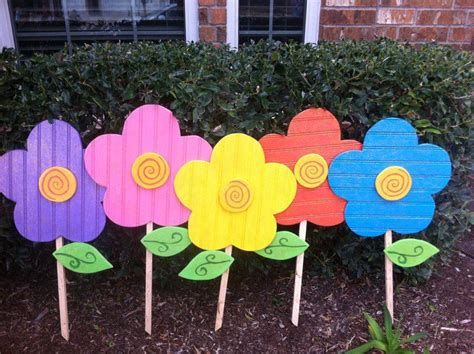Awesome Wooden Easter Yard Decorations 02
