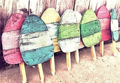 Awesome Wooden Easter Yard Decorations 07