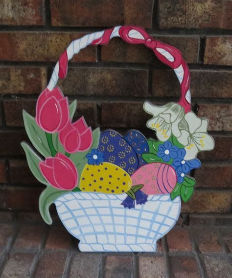 Awesome Wooden Easter Yard Decorations 09