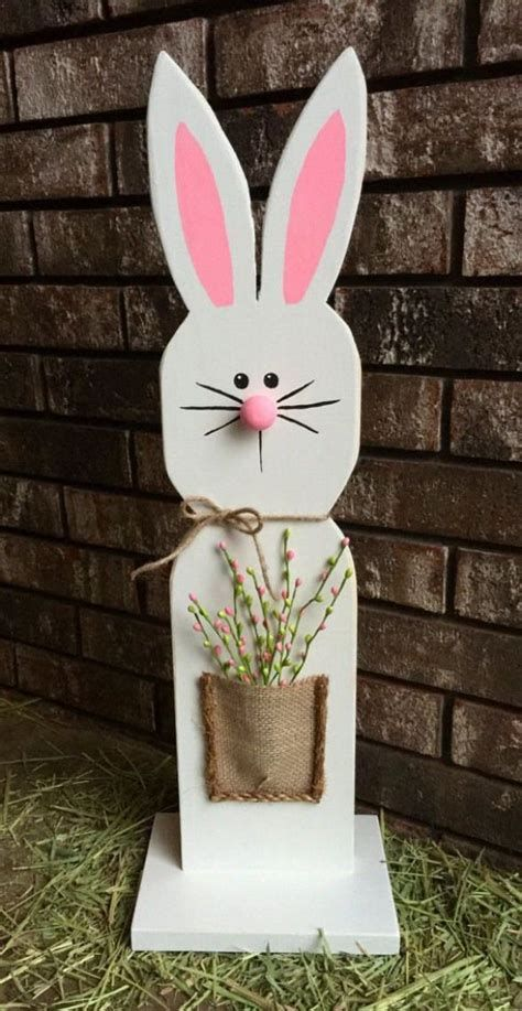 Awesome Wooden Easter Yard Decorations 10