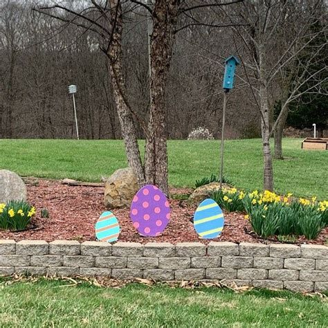 Awesome Wooden Easter Yard Decorations 12