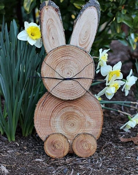 Awesome Wooden Easter Yard Decorations 17