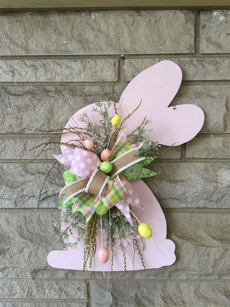 Awesome Wooden Easter Yard Decorations 20