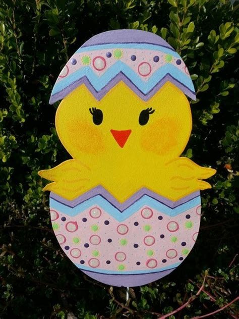 Awesome Wooden Easter Yard Decorations 23