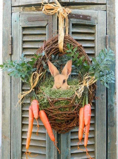 Awesome Wooden Easter Yard Decorations 24