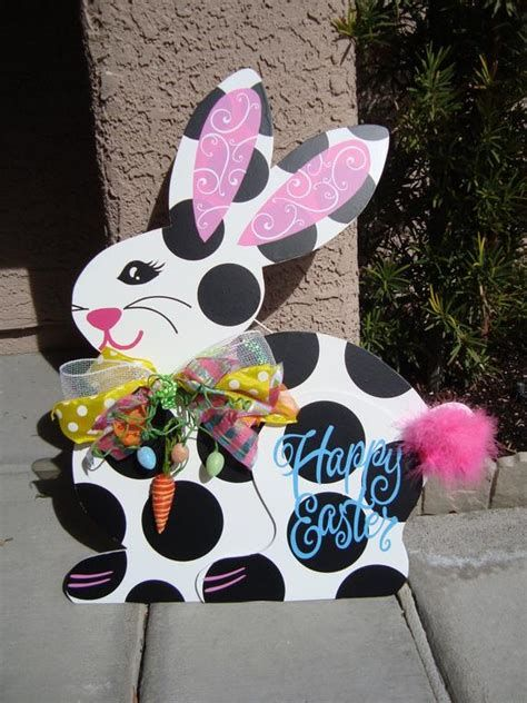 Awesome Wooden Easter Yard Decorations 27
