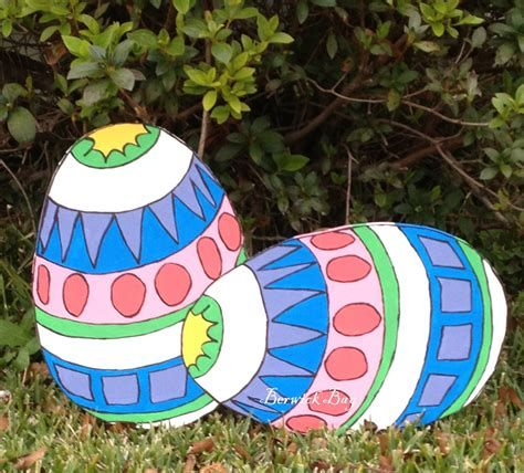 Awesome Wooden Easter Yard Decorations 29