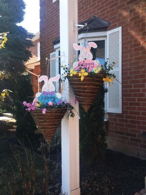 Awesome Wooden Easter Yard Decorations 30