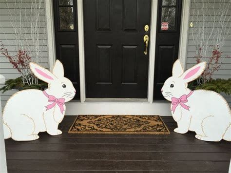 Awesome Wooden Easter Yard Decorations 32