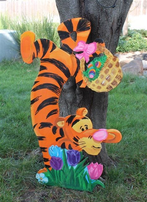 Awesome Wooden Easter Yard Decorations 34