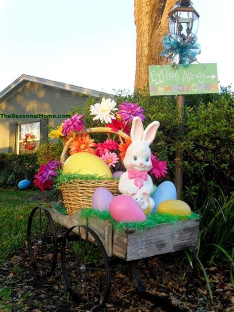 Awesome Wooden Easter Yard Decorations 35