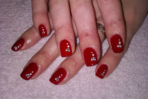 Beautiful Nail Designs For Valentines Day 04