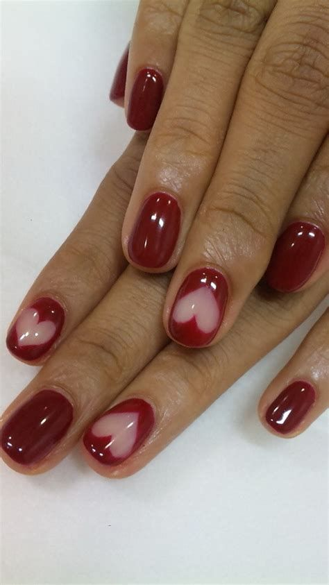 Beautiful Nail Designs For Valentines Day 12