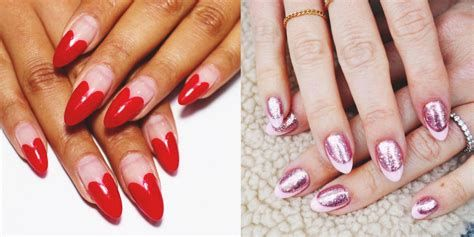 Beautiful Nail Designs For Valentines Day 26