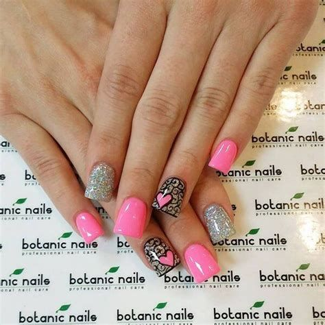 Beautiful Nail Designs For Valentines Day 31