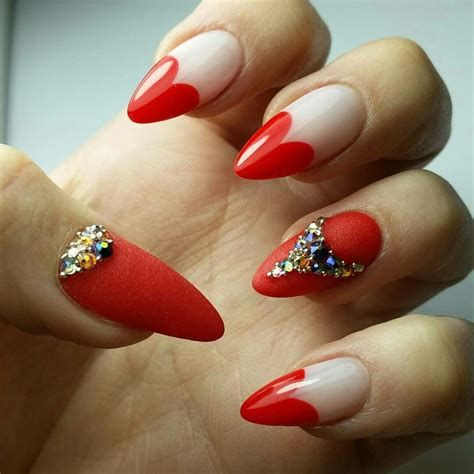Beautiful Nail Designs For Valentines Day 42