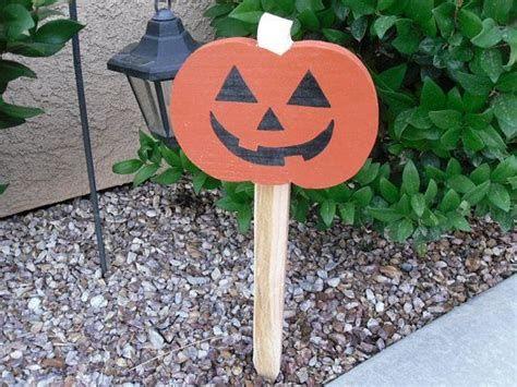 Beautiful Wooden Pumpkins For Yard 13