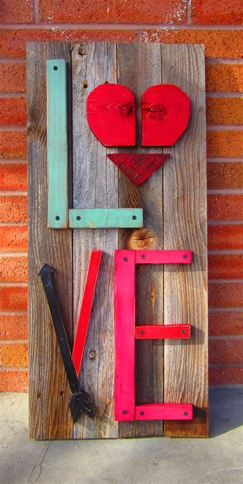 Brilliant Rustic Wood Signs Diy 04