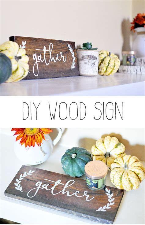 Brilliant Rustic Wood Signs Diy 09