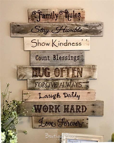 Brilliant Rustic Wood Signs Diy 30