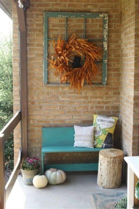 Comfortable Front Porch Decoration Ideas 09