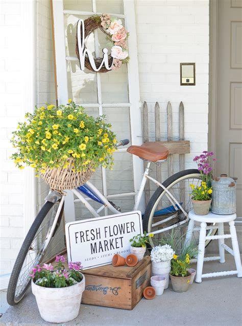 Comfortable Front Porch Decoration Ideas 14