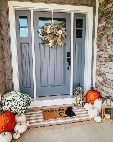 Comfortable Front Porch Decoration Ideas 17