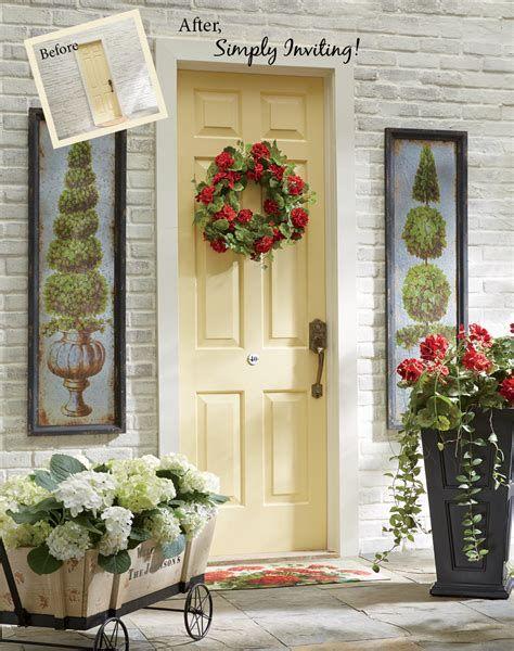 Comfortable Front Porch Decoration Ideas 24