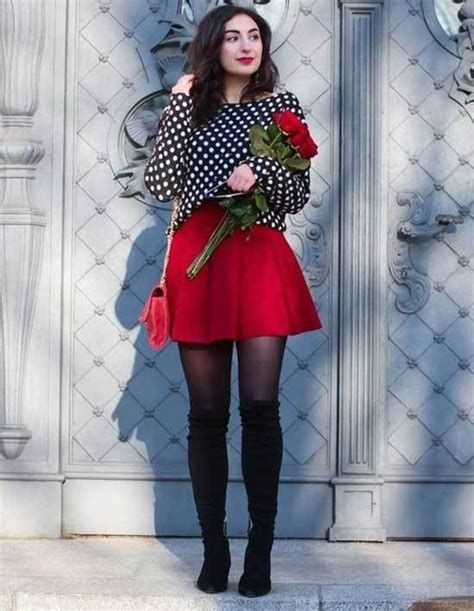Comfortable Valentines Day Dinner Outfits 03