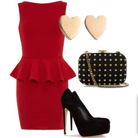 Comfortable Valentines Day Dinner Outfits 18