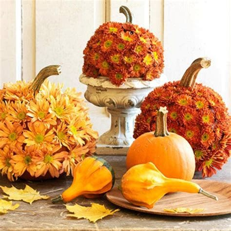 Cool Table Centerpiece For Thanksgiving 03