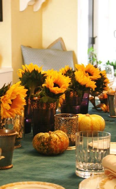 Cool Table Centerpiece For Thanksgiving 07