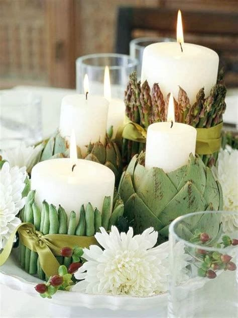 Cool Table Centerpiece For Thanksgiving 10