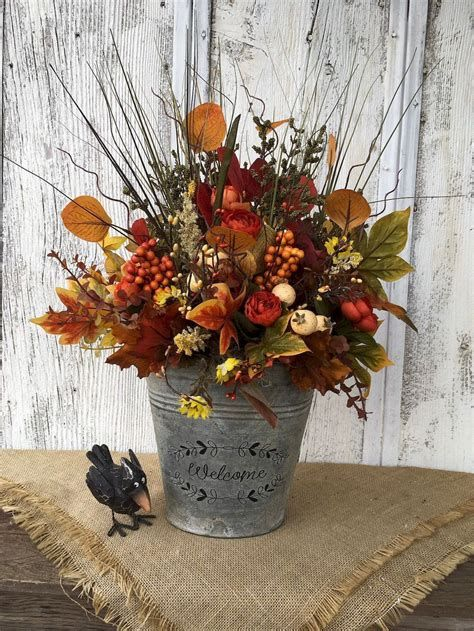 Cool Table Centerpiece For Thanksgiving 40