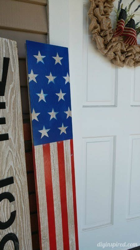 Cozy 4th Of July Door Decorations 03