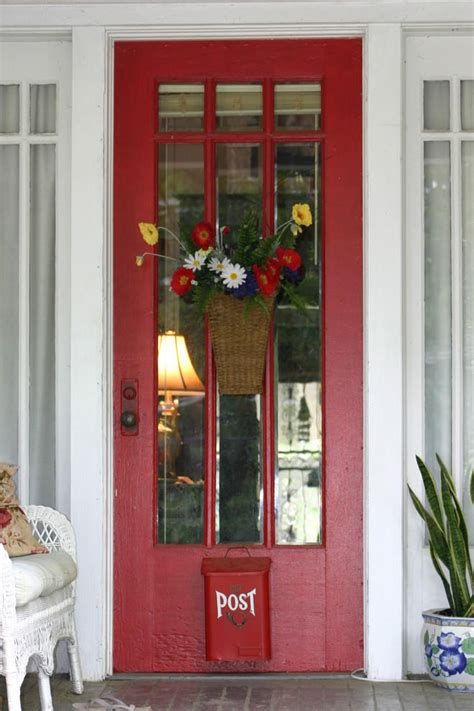 Cozy 4th Of July Door Decorations 12