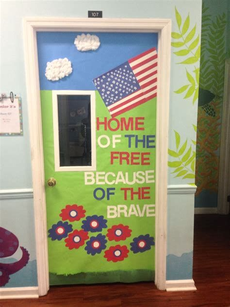 Cozy 4th Of July Door Decorations 35