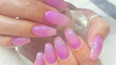 Creative Purple And Pink Nails 02