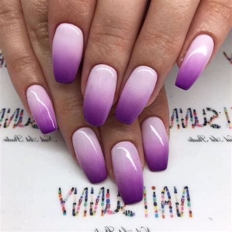 Creative Purple And Pink Nails 08