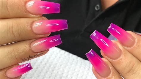 Creative Purple And Pink Nails 11