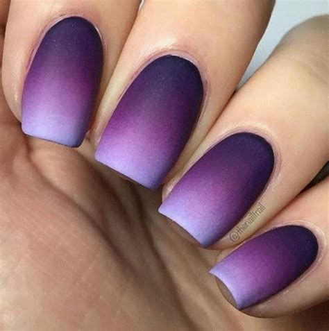 Creative Purple And Pink Nails 30
