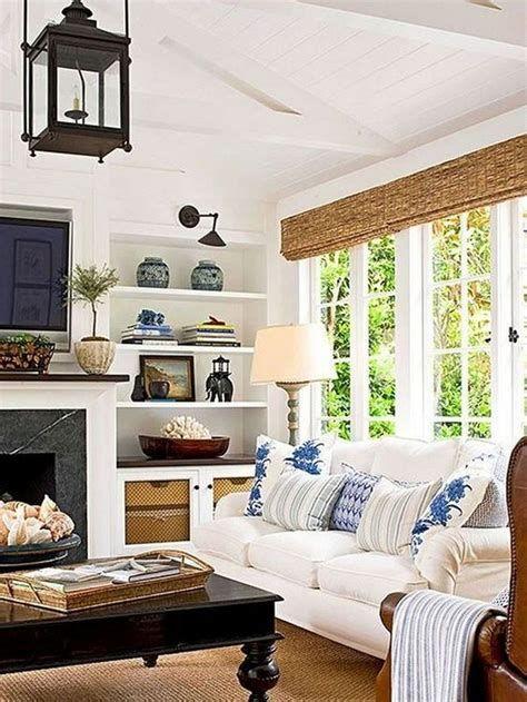 Creative Vintage Farmhouse Living Room 37